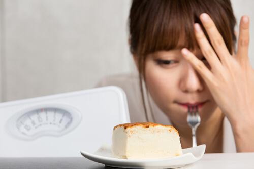 食事内容の見直しと食事制限