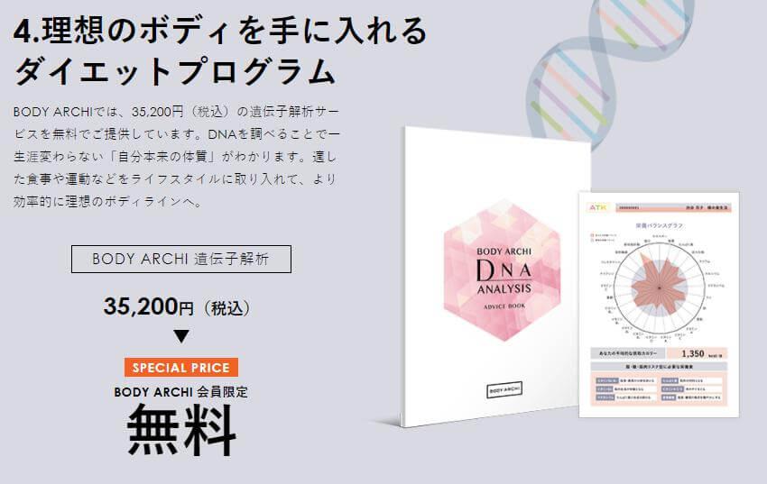 遺伝子解析サービスが無料